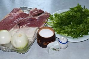 Фарш из говядины и свинины - фото шаг 1