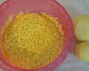 Суп пшенный с курицей - фото шаг 7