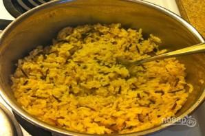 Суп из цветной капусты с рисом - фото шаг 2