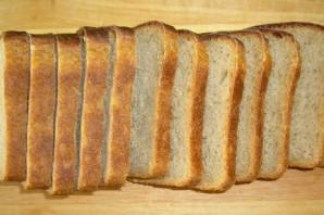 Бутерброды к празднику - фото шаг 1