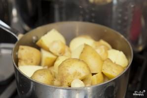 Пюре из картофеля и пастернака - фото шаг 4