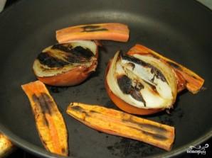 Рыбный суп из зубатки - фото шаг 7