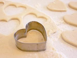 Печенье на 14 февраля - фото шаг 5