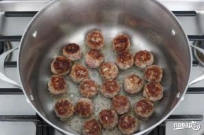 Фрикадельки в соусе - фото шаг 4