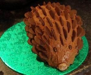 """Торт """"Ежик"""" без выпечки - фото шаг 6"""