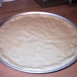 Итальянская пицца - фото шаг 10