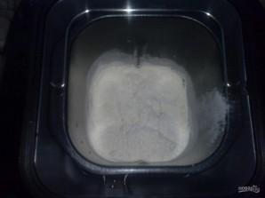 "Французский хлеб в хлебопечке ""Сатурн"" - фото шаг 2"