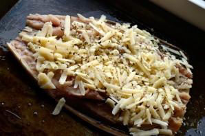 Запеченная скумбрия с сыром - фото шаг 3