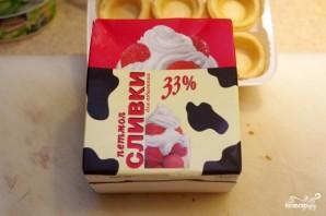 Тарталетки с творожным сыром - фото шаг 3