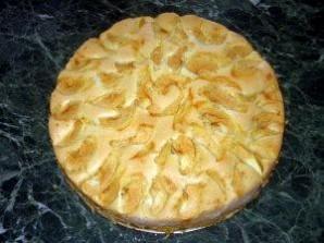 """Пирог с яблоками """"Шарлотка"""" - фото шаг 9"""