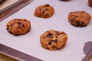 Печенье с шоколадом и апельсином - фото шаг 5