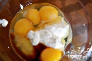 Яблочный пирог с имбирем и корицей - фото шаг 4