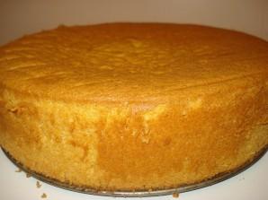 "Торт ""Желтый"" - фото шаг 5"