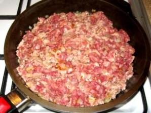 Блинчики с мясом и рисом - фото шаг 5