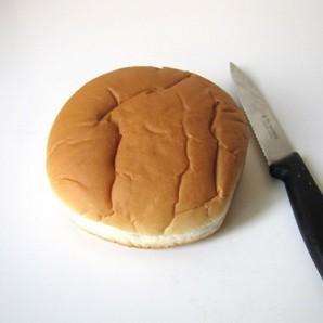 Вегетарианский бургер - фото шаг 3