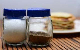 Капустные оладьи с сыром - фото шаг 5