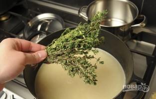 Французский чесночный суп - фото шаг 8