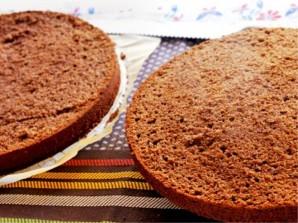Торт Шоколадный батончик - фото шаг 4