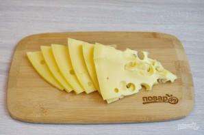 Сырная нарезка к вину - фото шаг 1