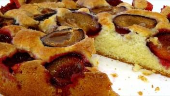 Пирог сливовый - фото шаг 4