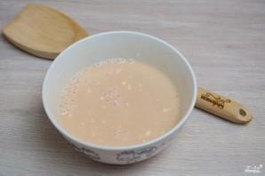 Сливочный томатный суп с базиликом  - фото шаг 7