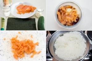 Горячие суши - фото шаг 1