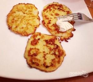 Драники из картофеля - фото шаг 5