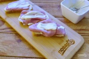 Стрэндвич с индейкой и сыром - фото шаг 4
