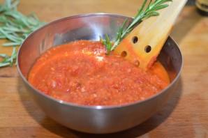 Подлива из помидоров - фото шаг 10