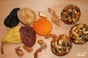 Пирожки с сухофруктами - фото шаг 2