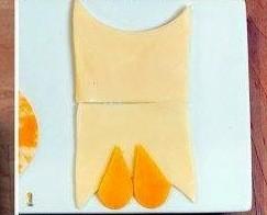 Бутерброды на день рождения ребенка - фото шаг 1