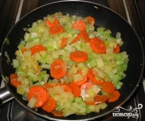 Чечевичный суп - фото шаг 3