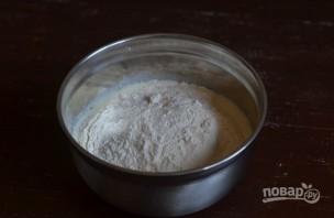 Чебуречное тесто - фото шаг 4