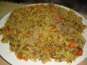 Рис с фаршем и морковью - фото шаг 5