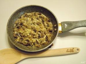 Жульен в тарталетках с грибами - фото шаг 4
