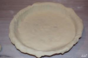 Пирог с яблоками из дрожжевого теста - фото шаг 3