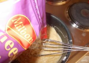 Мидии под сырным соусом - фото шаг 3