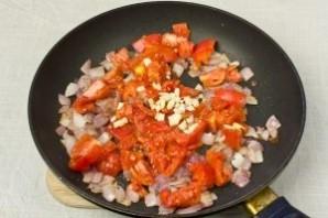 Вегетарианский суп-пюре из чечевицы - фото шаг 8