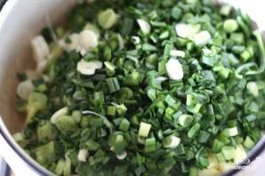 Суп-пюре из зеленого лука - фото шаг 3