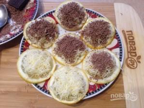 Лимонная закуска с сыром и шоколадом - фото шаг 6