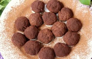 Быстрые шоколадные печенья - фото шаг 7