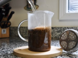Французский кофе - фото шаг 2