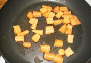 Ребрышки с овощами тушеные - фото шаг 4