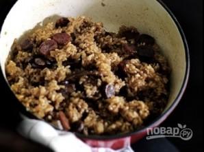 Гусь с рисом в духовке - фото шаг 2