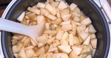 Варенье из яблок в мультиварке - фото шаг 4
