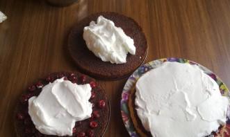Торт на день рождения мальчику 7 лет - фото шаг 10