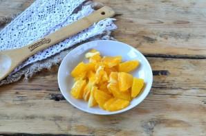 Нежный пирог с апельсинами - фото шаг 2