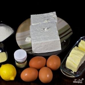 Западно-украинский сырный торт - фото шаг 1