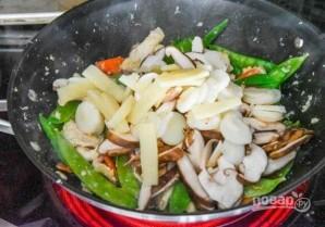 Курица под китайским соусом - фото шаг 4