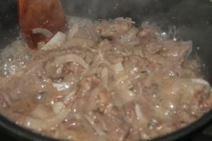 Чашушули из говядины - фото шаг 6